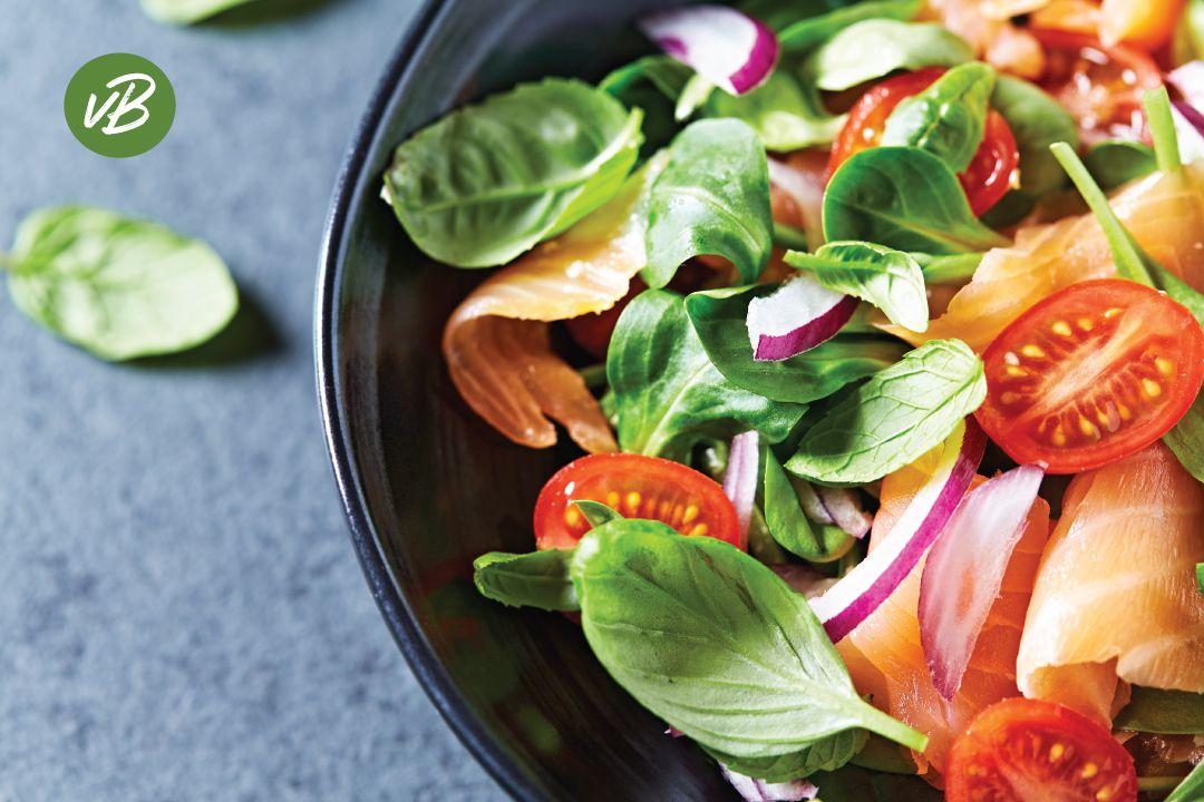 Salade-Zalm